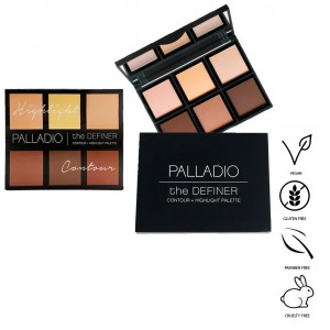 PALETTE THE DEFINER HIGHLIGHT CONTOUR PALLADIO