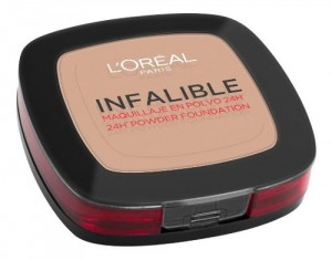 Polvo Compacto Infallible Powder Loreal Paris