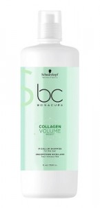 Shampoo Collagen Volume Boost X1000ml Schwarzkopf