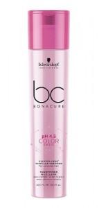 Shampoo Sin Sulfatos Ph 45 Color Freeze X250ml Schwarzkopf