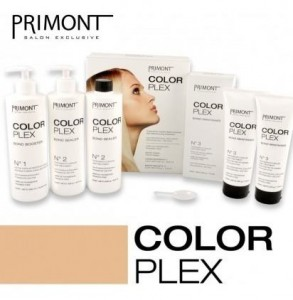 Sistema Capilar Reestructurante Color Plex Primont Peluqueri