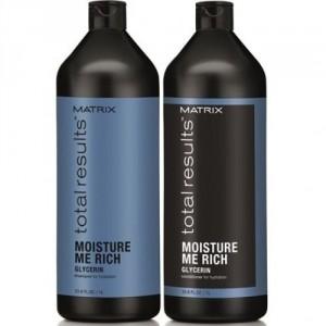 Pack Hidratante Grande Moisture Total Results Matrix