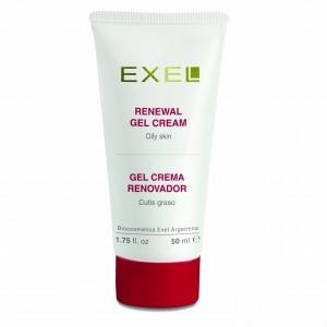 CR GEL X50 RENOV CUTIS GRASO EXEL