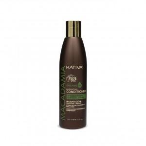 Acondicionador Hidratación Macadamia X 250ml Kativa