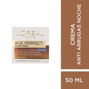 Crema Jalea Real Noche L´oréal Paris Age Perfect X 50ml