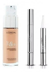 Kit De Maquillaje Natural Loreal Paris