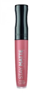 Labial Líquido Rimmel Color De Alta Intensidad Stay Matte