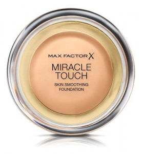 Base Compacta Max Factor Miracle Touch Compact