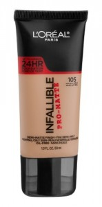 Base Larga Duracion Infallible Pro Matte Loreal Paris
