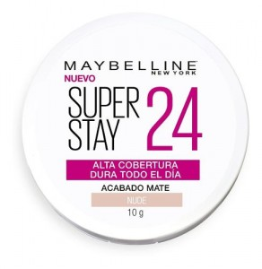 Polvo Compacto Superstay 24hs Maybelline