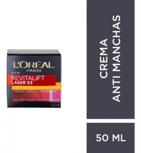 Crema Anti Manchas L'oréal Paris Revitalift Laser X 50ml