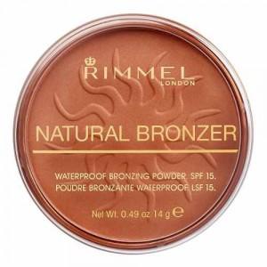 Polvo Compacto Rimmel Natural Bronzer