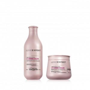 Shampoo + Tratamiento Vitamino Color Chico L'Oréal Professionnel