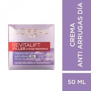 Crema Día L´oréal Paris Revitalift Filler X 50ml