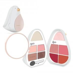 Pupa Bird 2 White