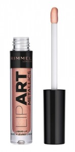 Brillo Labial Metálico Rimmel Lip Art