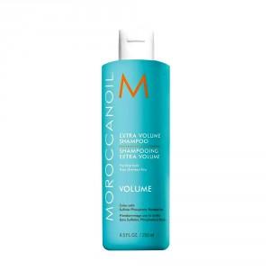 Shampoo Extra Volumen x250ml Moroccanoil