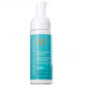 Espuma Control Rizos Curl x150ml Moroccanoil