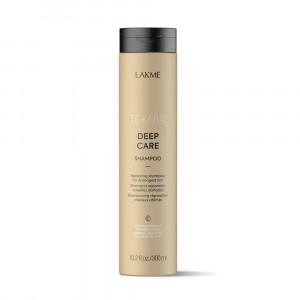 Shampoo Reparador Cabellos Dañados x300ml Teknia Lakmé