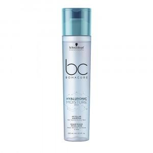 Shampoo Micellar Hidratante Moisture Kick X250ml Schwarzkopf