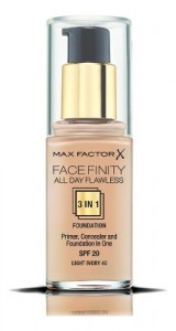Base Líquida Max Factor Facefinity All Day Flawless 3 En 1