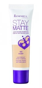 Base De Mousse Líquido Stay Matte Rimmel