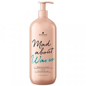 Shampoo Sin Sulfatos Cabellos Ondulados X1000ml Schwarzkopf