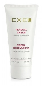 Crema Renovadora Cutis Normal Y Seco X50 Ml Exel