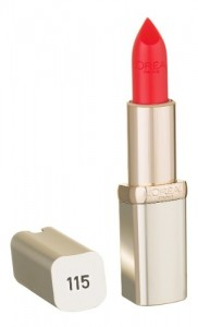 Labial Color Riche Parisienne Loreal Paris