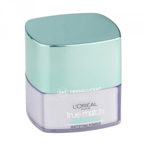 Polvo Traslucido True Match Minerals Finishing Loreal Paris