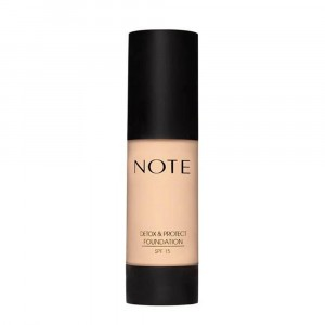 Base de Maquillaje Detox and Protect Foundation x35ml Note