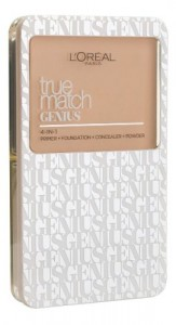 Base 4 En 1 True Match Genius Loreal Paris