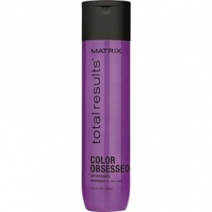 Shampoo Color Obsessed X300 Total Results Matrix